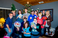 Blodger Lifegroup Christmas - 2015